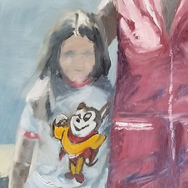 Woman Artist
