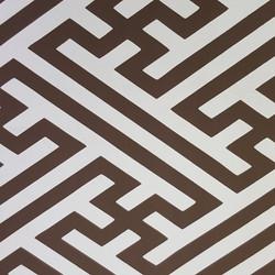 carta da parati, brown, geometrico