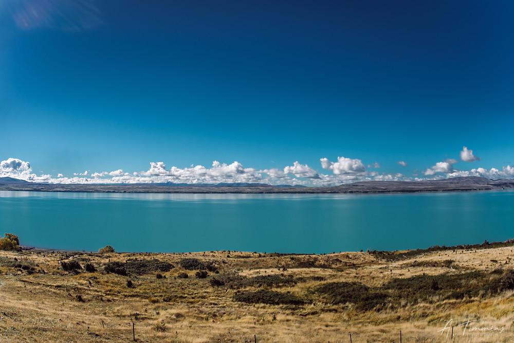 Lake Pukaki, NZ