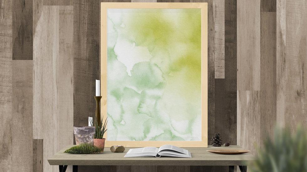 Abstrato verde (AD148)