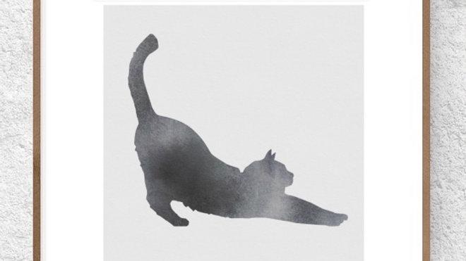 Gato preto 2 (AD182)