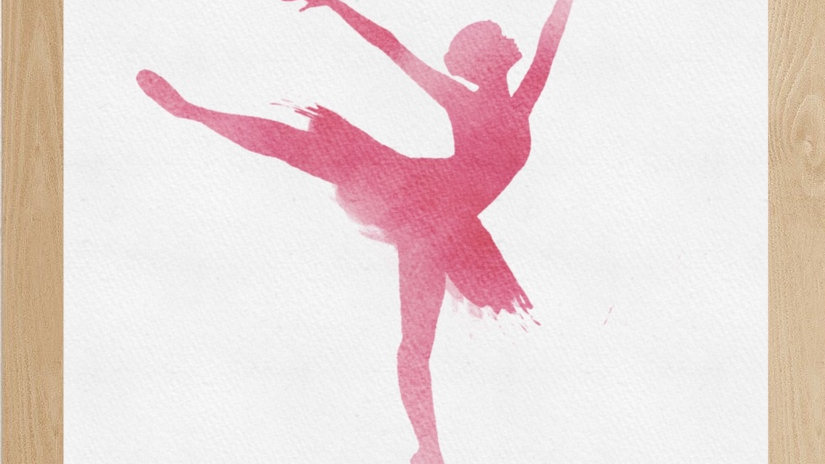 Bailarina Rosa 1 (AD154)