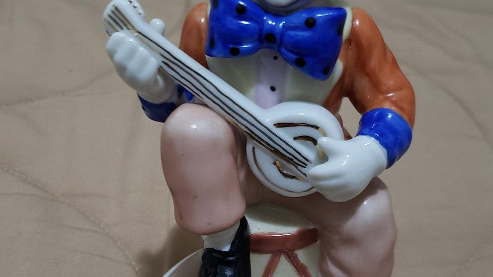 Palhaço músico (DC208)