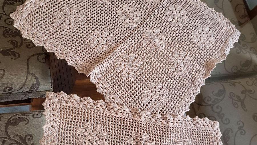 Conjunto de toalhas (DC088)