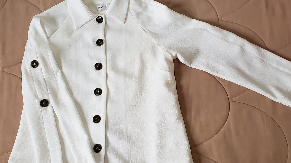 Casaco off white (R048)
