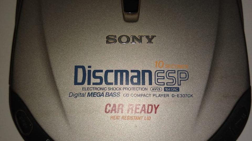 Discman (EL257)