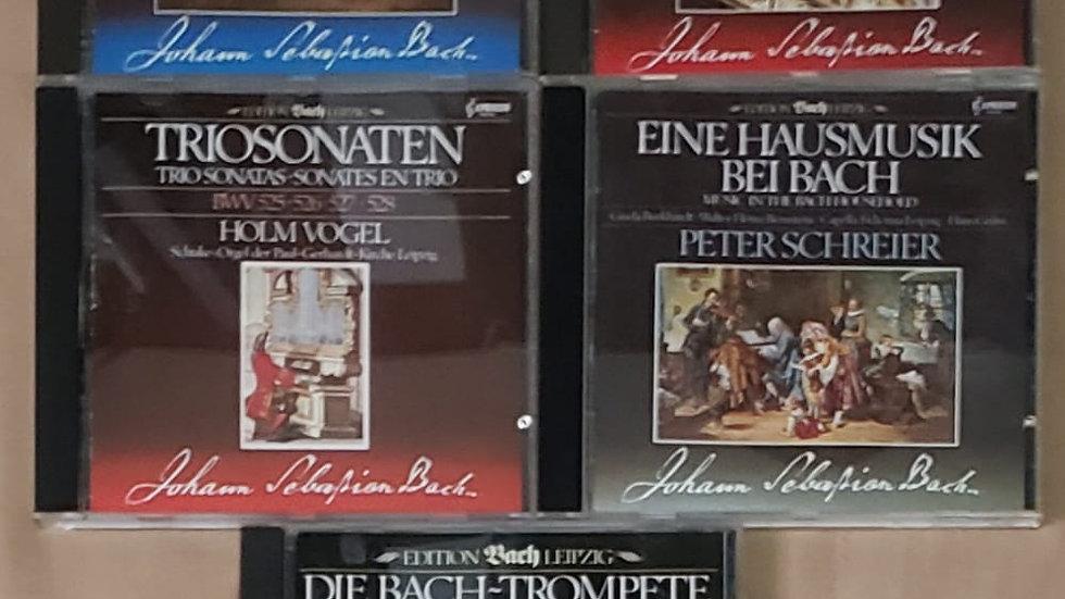 Coleção Bach (MU253)