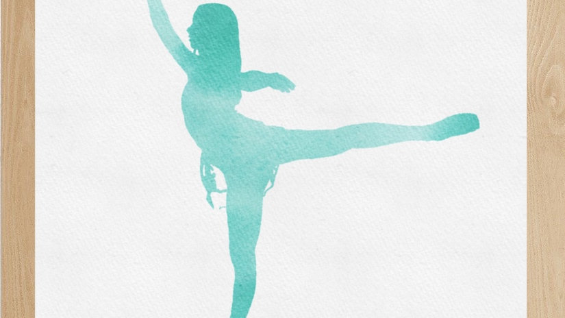 Bailarina Verde (AD159)