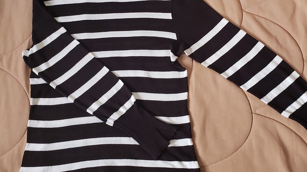 Blusa listrada (R071)