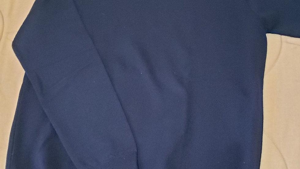 Pullover marinho unisex (R013)