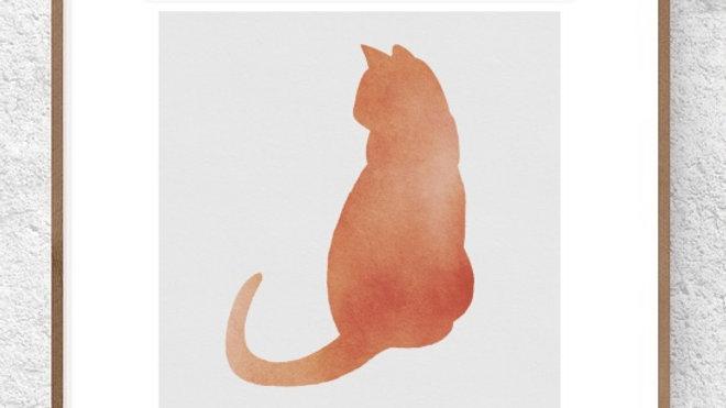 Gato laranja 3 (AD177)