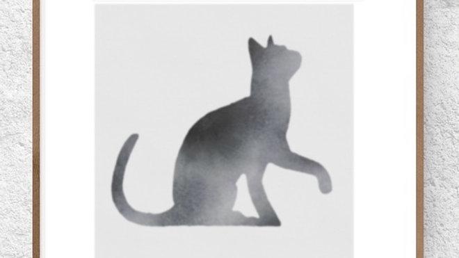 Gato preto 1 (AD181)