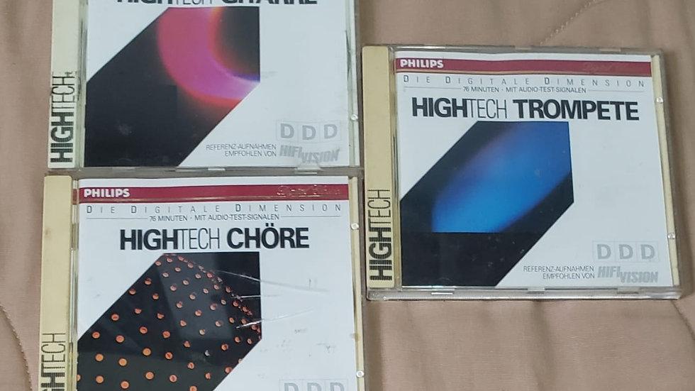 Coleção High Tech (MU268)