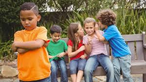 Children Aren't The Only Bullies