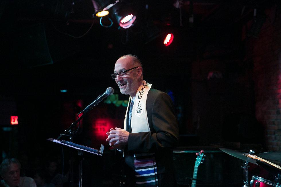 Rabbi Steven Blane