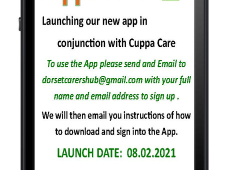 Launching our New App!