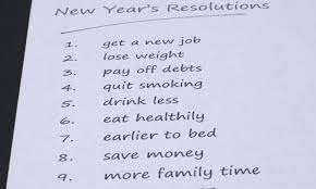 Looking to do a new years resolution this year??