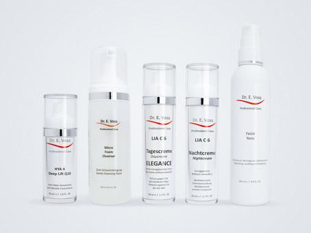 Hautpflege Inspiration ab 35 Jahre