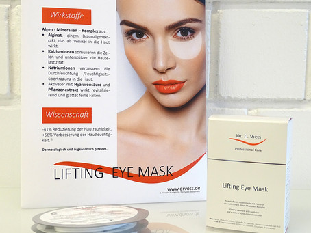 Hallo neue Lifting Eye Masken!