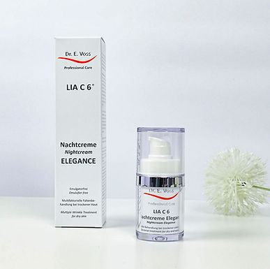 LIA C 6 Nachtcreme Elegance