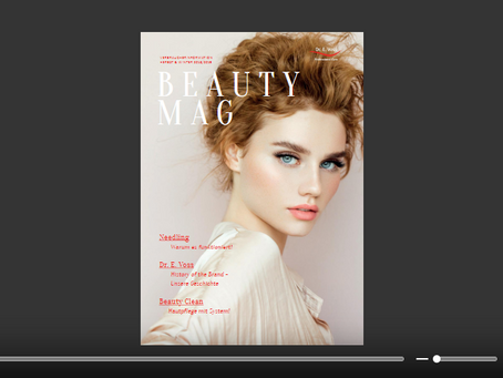 Beauty Mag Herbst / Winter 2018/19