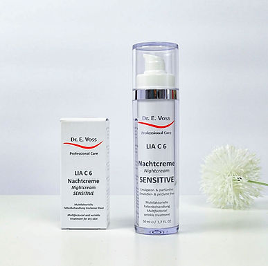 LIA C 6 Nachtcreme Sensitive