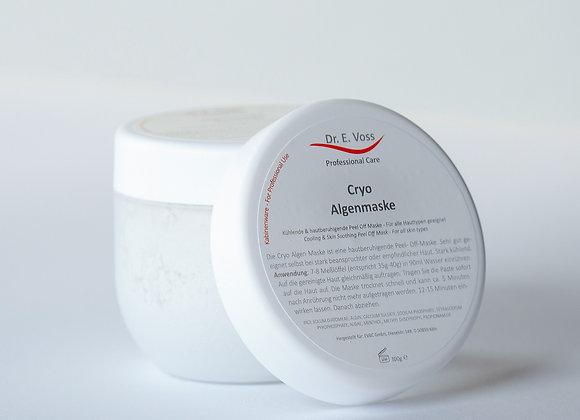 Spirulina Algenmaske Cryo
