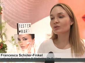 Video Interview mit Beauty Forum TV