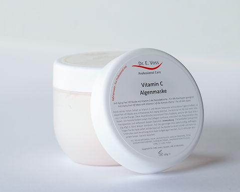 Spirulina Algenmaske Vitamin C