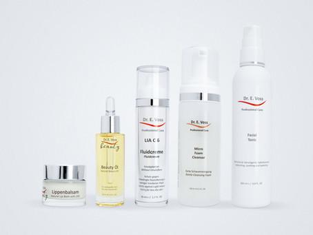 Hautpflege Inspiration ab 25 Jahre