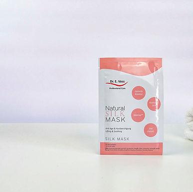 Natural Silk Mask