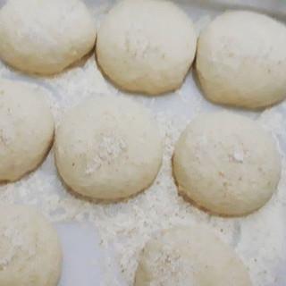 Dough, dough and more dough.