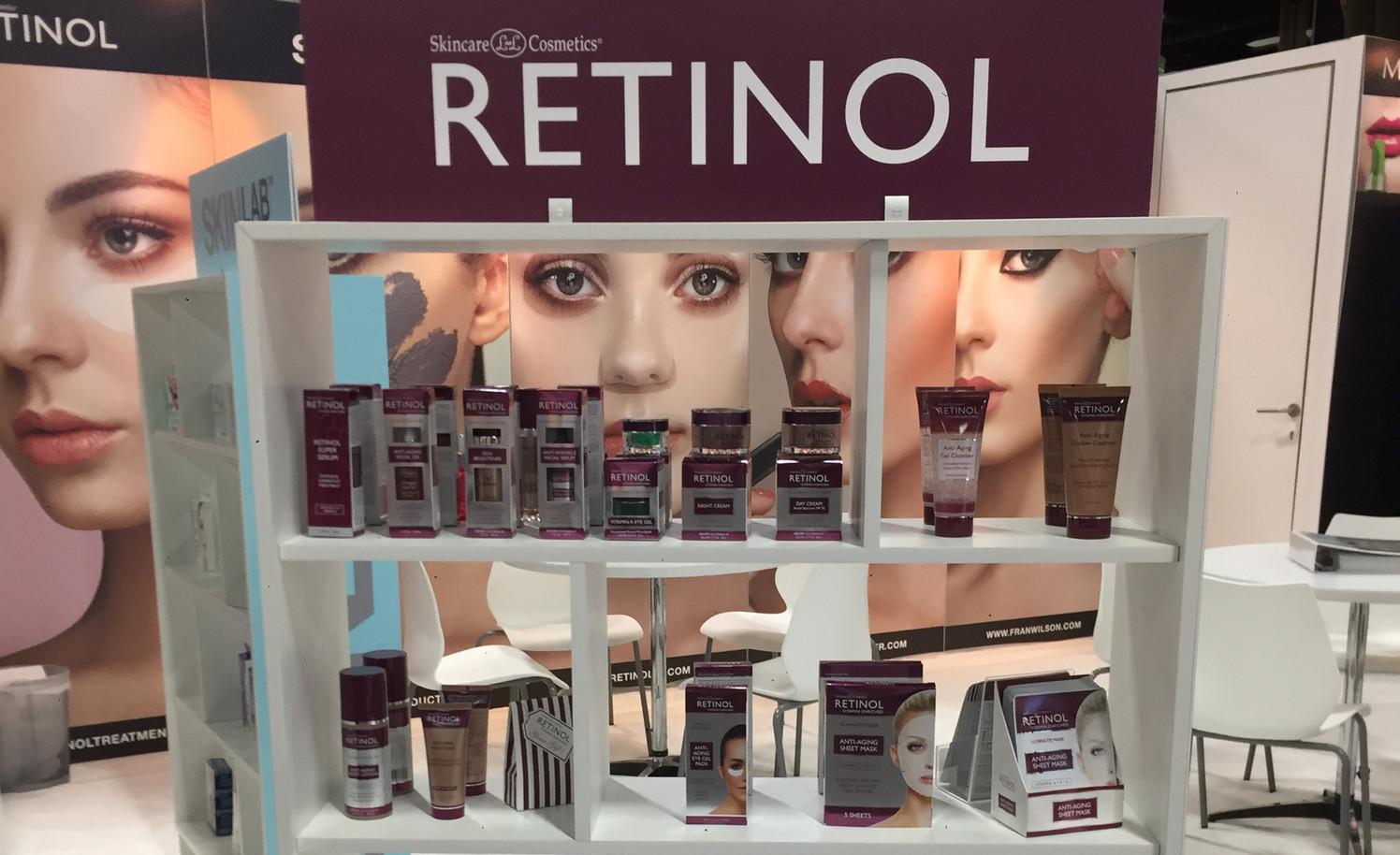 Retinol Skincare Collections