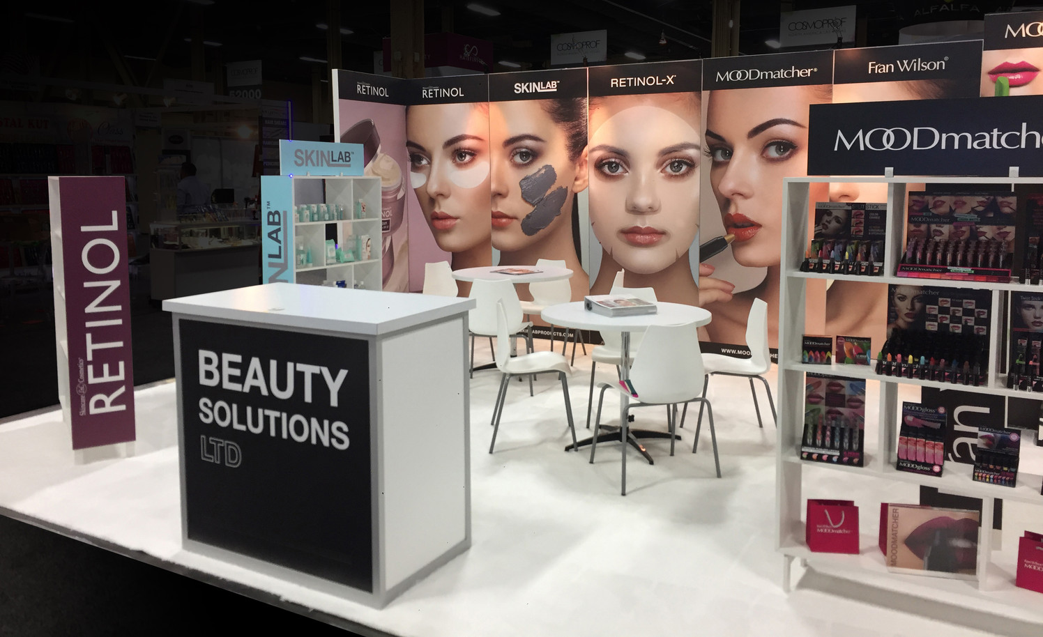 Beauty Solutions, Ltd. Tradeshow