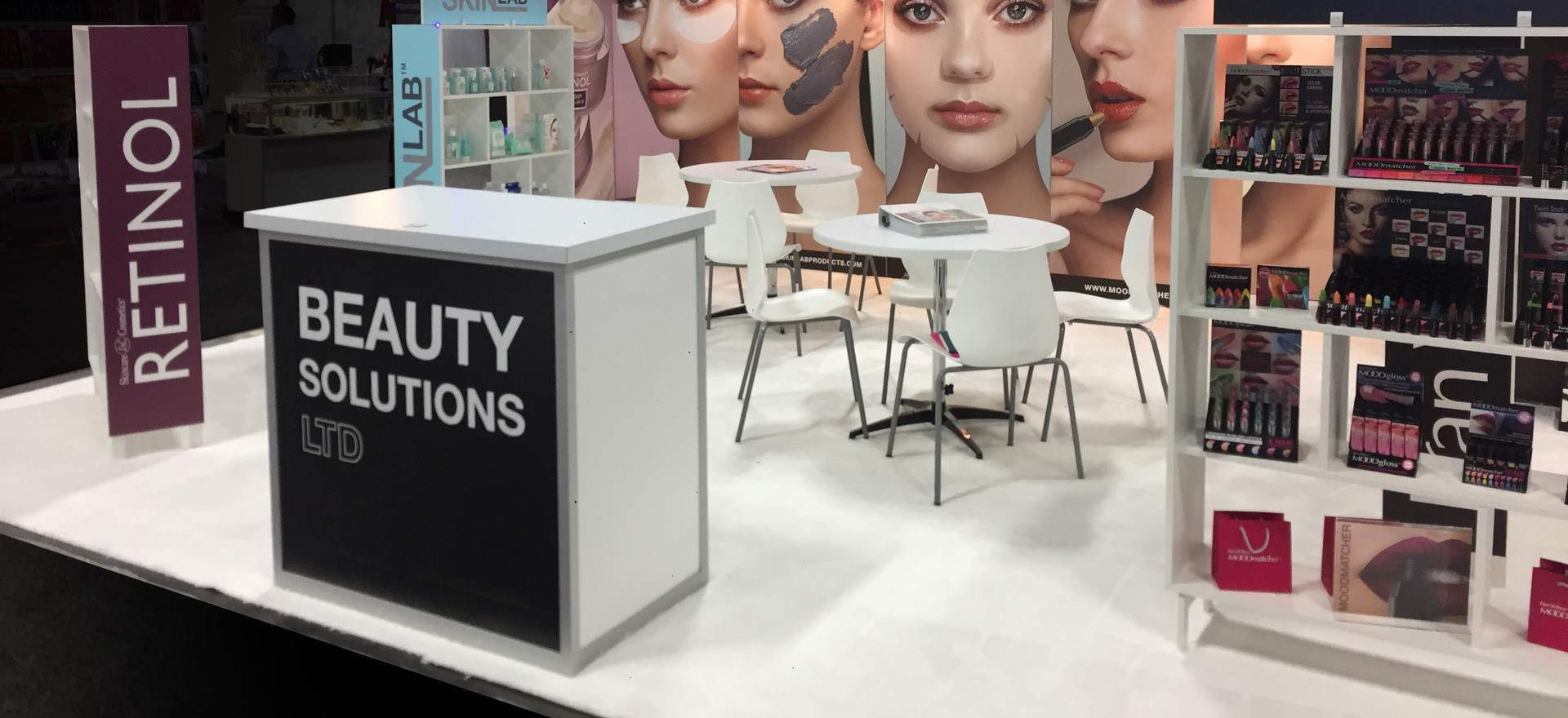 Beauty Solutions, Ltd. Tradeshow