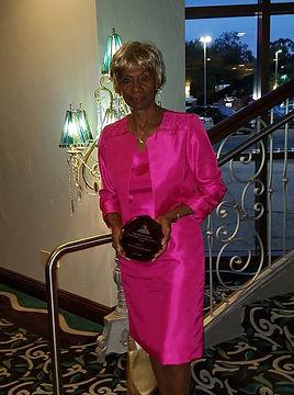 Judith Barnes Lancaster Outstanding Community Service Award