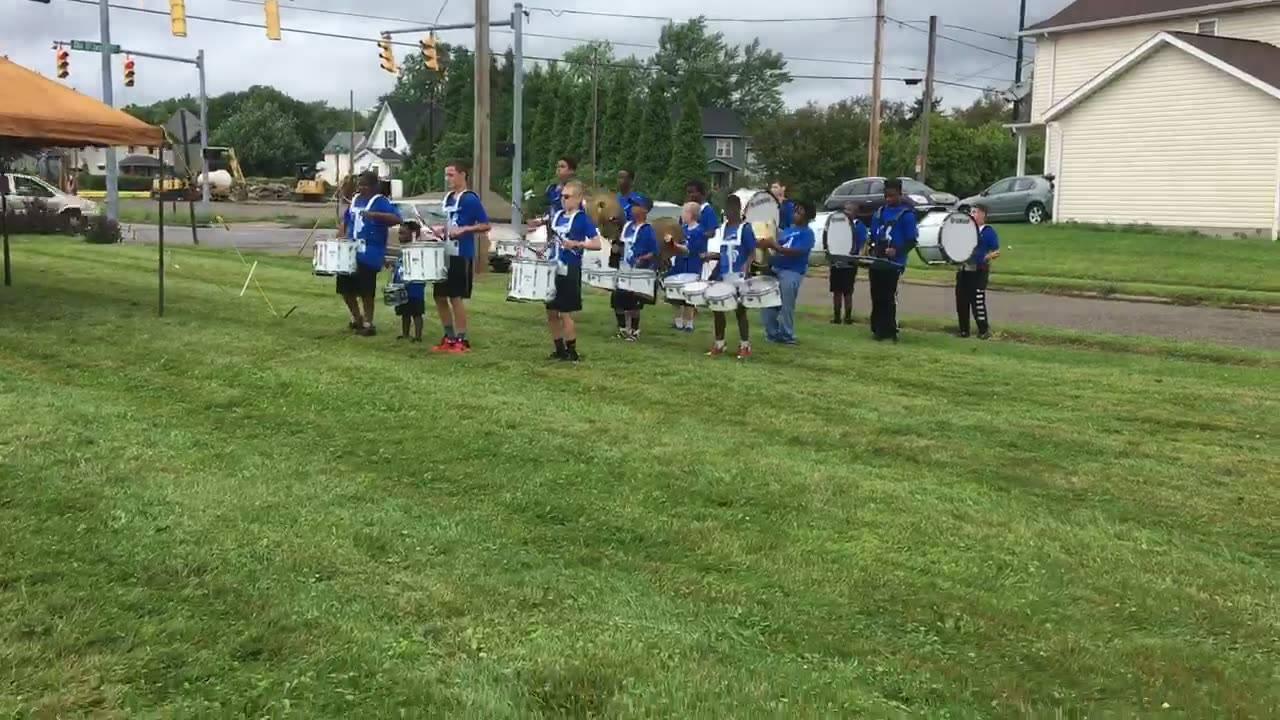 En-Rich-Ment Community Drumline Academy