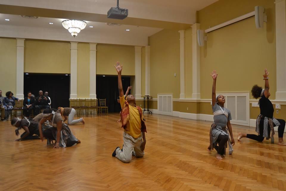 African Dancers 2