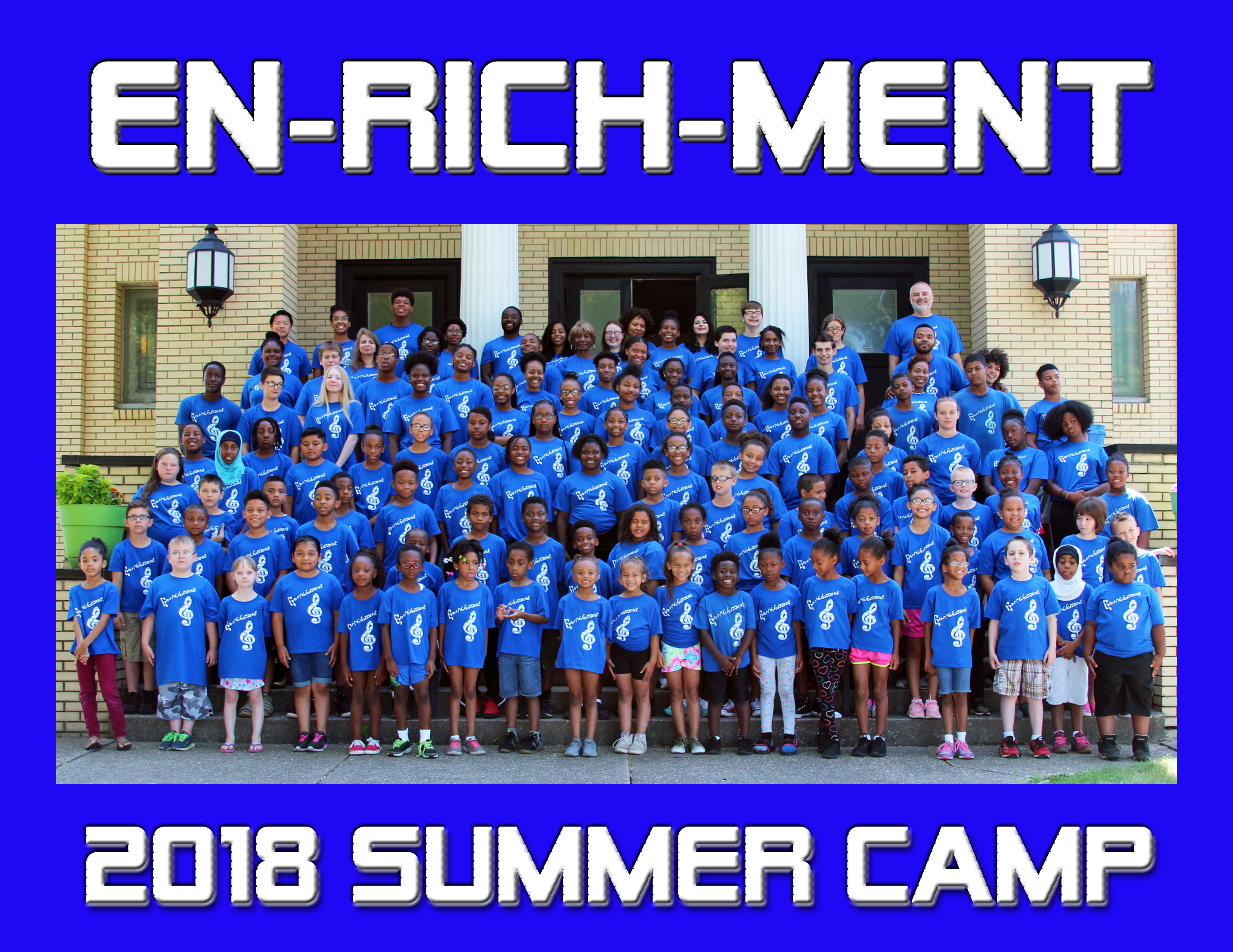 ENRICHMENT SUMMER CAMP 2018 2good