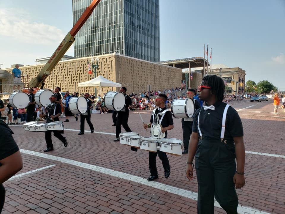 HOF parade  '18  9