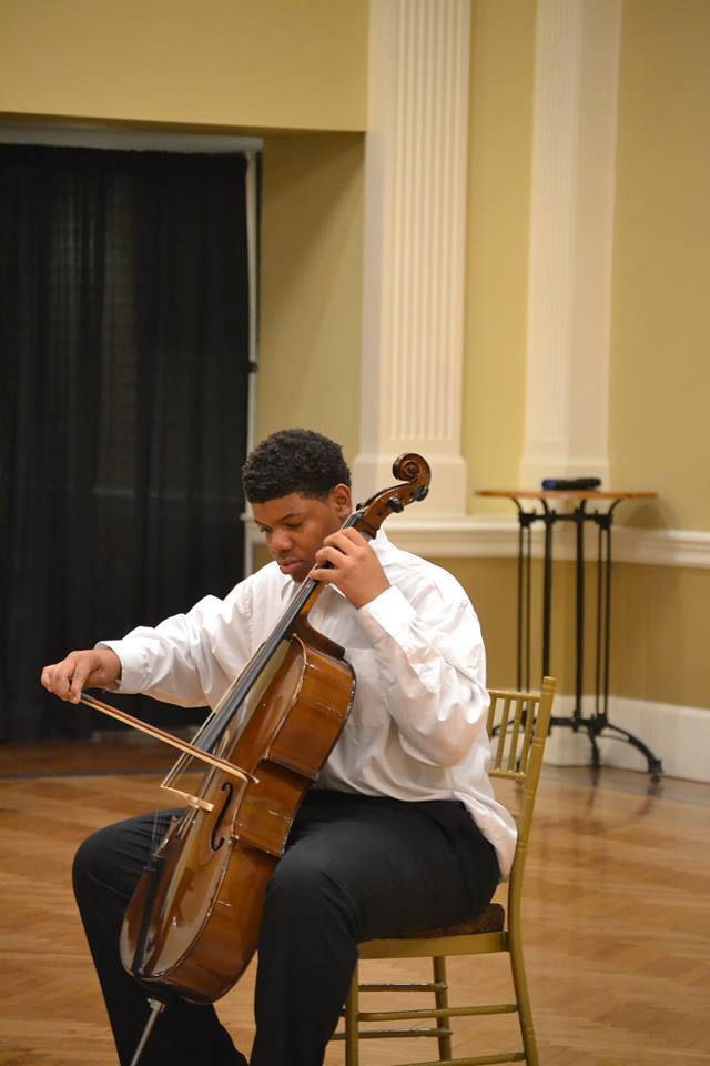 Marcellus   cello