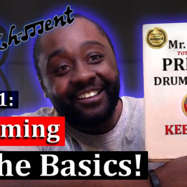 Drumming to the basics