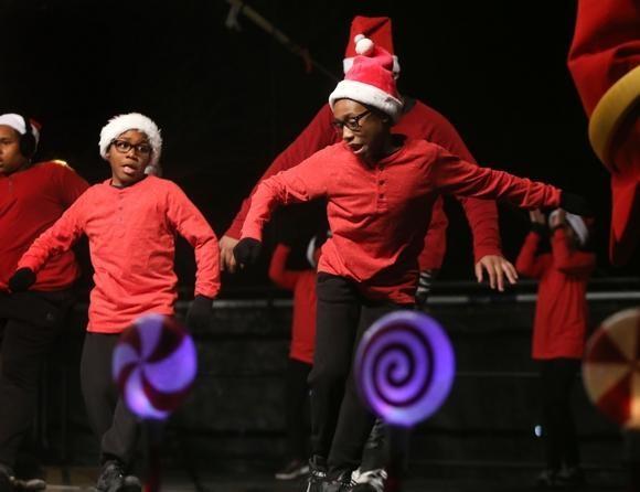 MJ Malcolm dancers LUDT