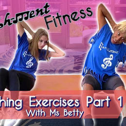 Stretching Excercises Part 1