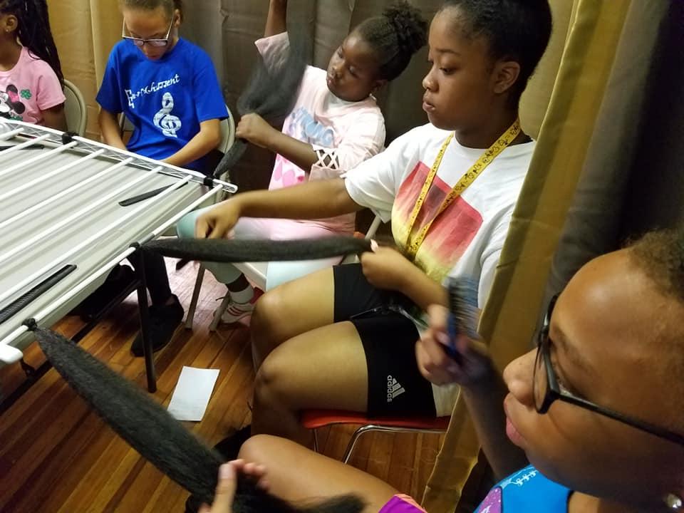 hair braiding class 2
