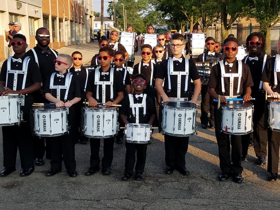 drumline   grand parade '18