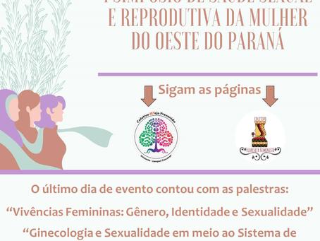 I Simpósio de Saúde Sexual e Reprodutiva da Mulher do Oeste do Paraná - 3º Dia