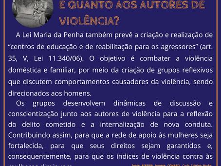 Autores de Violência