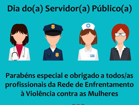 28 de outubro - Dia do(a) Servidor(a) Público(a)