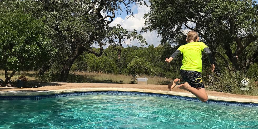 Swimming - July 21-July 23